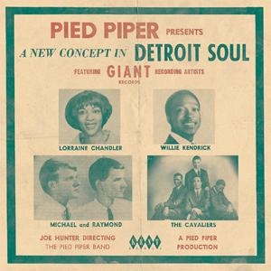 Pied Piper Presents a New Concept in Detroit Soul[CDKEND389]