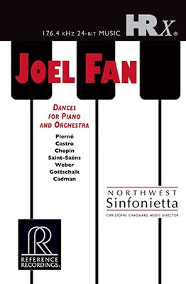 Dances for Piano and Orchestra [Audio Track Only (For PC Audio)]
