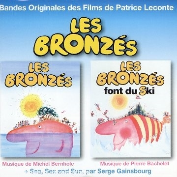 Les Bronzes: Les Bronzes Font Du Ski CD