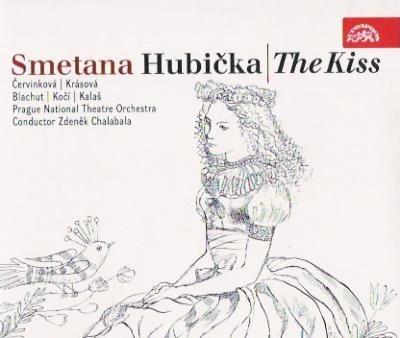ズデニェク・ハラバラ/SMETANA:THE KISS:ZDENEK CHALABALA(cond)/PRAGUE NATIONAL THEATRE ORCHESTRA/ETC(6/30,7/1-2/1952)[SU3878]