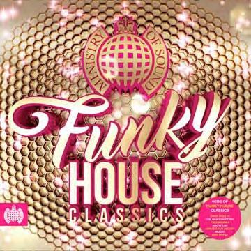 Funky House Classics CD
