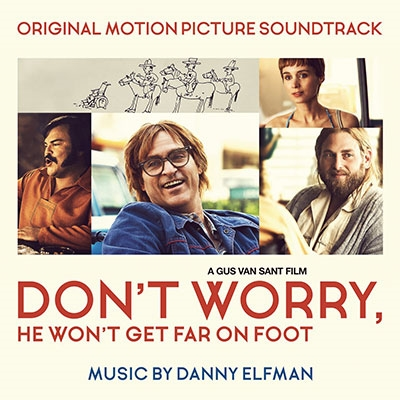 Danny Elfman/Don't Worry, He Won't Get Far On Foot[19075823182]
