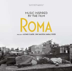 「MUSIC INSPIRED BY THE FILM ROMA LP」の画像検索結果
