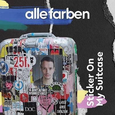 Alle Farben/Sticker on My Suitcase[19075939632]