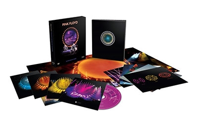 Pink Floyd/Delicate Sound Of Thunder - Restored, Re-edited, Remixed (Deluxe Set) [2CD+Blu-ray Disc+DVD]<完全生産限定盤>[19439806662]