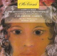 Bizet: Orchestra Suites & Preludes