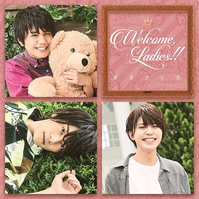 WELCOME,LADIES!!<あま盤>