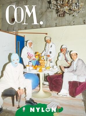 COM. NYLON SUPER VOL.8 [MAGAZINE+DVD] Magazine