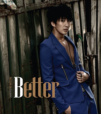 Kim Hyung Jun (SS501/マンネ(末っ子))/Better<通常盤>[SB-0112]