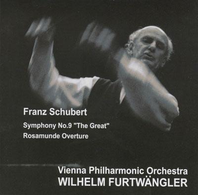 """ヴィルヘルム・フルトヴェングラー/Schubert: Symphony No.9 """"The Great"""", Rosamunde Overture D.644 [GS2110]"""