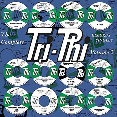 The Complete Tri-Phi Records Singles Vol. 2[716762]