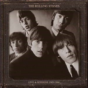 The Rolling Stones/Live And Sessions 1963-1966[STONESBOX1]
