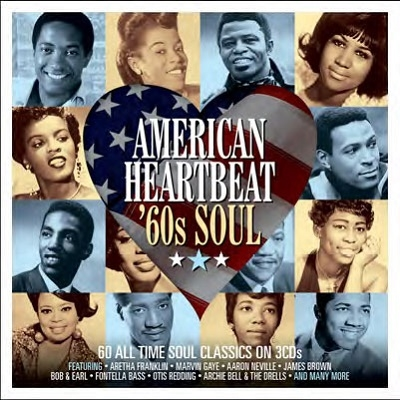 American Heartbeat - The 60'S Soul[DAY3CD092]