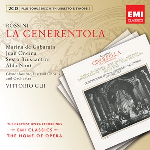 Rossini: La Cenerentola [2CD+CD-ROM]