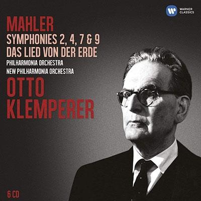 オットー・クレンペラー/マーラー: 交響曲、大地の歌<限定盤>[CZSW2483982]