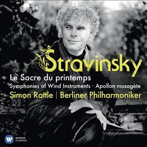 サイモン・ラトル/Stravinsky: Rite of Spring[CDC7236112]