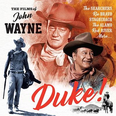 Duke! The Films of John Wayne CD