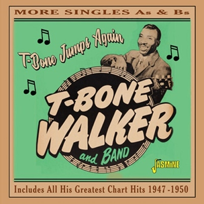T-Bone Jumps Again: More Singles A's & B's CD