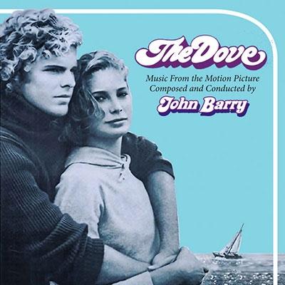 John Barry/The Dove (1974 Album Master & The Extras) [INTRADA313]