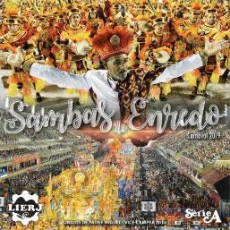 Sambas De Enredo Carnaval 2019: Serie A[46772]