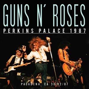 Guns N' Roses/Perkins Palace 1987[GOLF016]