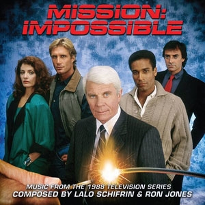 Lalo Schifrin/Mission: Impossible - The 1988 TV Series[LLLCD1488]