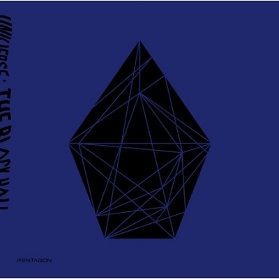 Universe: The Black Hall: PENTAGON Vol.1 (DOWNSIDE ver) CD