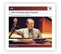 ポール・クロスリー/Paul Crossley Plays Poulenc - Complete Works ...