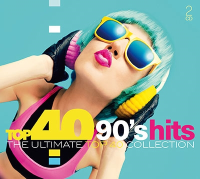 Top 40 - 90's Hits[88985363512]