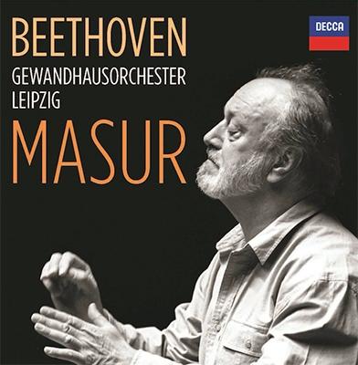 クルト・マズア/Kurt Masur - Beethoven Recordings [4826042]