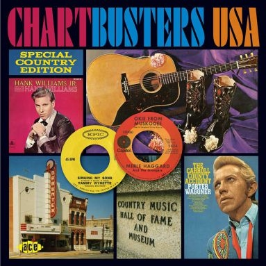 Chartbusters USA: Special Country Edition CD