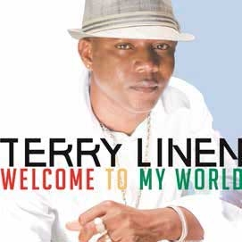 Terry Linen/Welcome To My World[VP1985]
