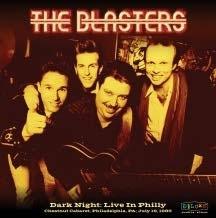 The Blasters/Dark Night: Live In Philly[LIB5000]