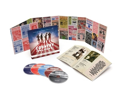 Country Music - A Film By Ken Burns (The Soundtrack) CD