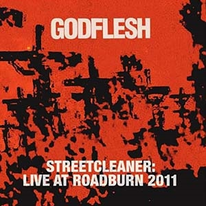 Streetcleaner: Live At Road 2011 CD