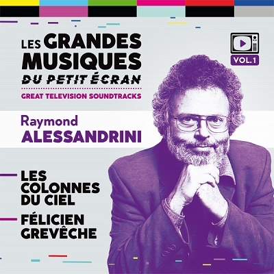 Les Colonnes Du Ciel/Felicien Greveche<限定盤> CD