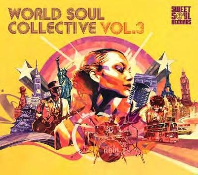 WORLD SOUL COLLECTIVE VOL.3[WSC-0003]