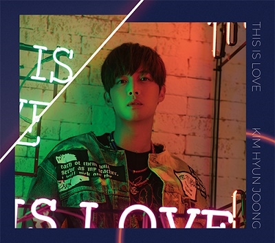 Kim Hyun Joong (SS501/リーダー)/THIS IS LOVE [CD+DVD]<Type-B>[DNME-0052]
