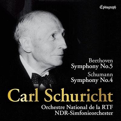 ベートーヴェン: 交響曲第5番「運命」 & シューマン: 交響曲第4番<限定盤>