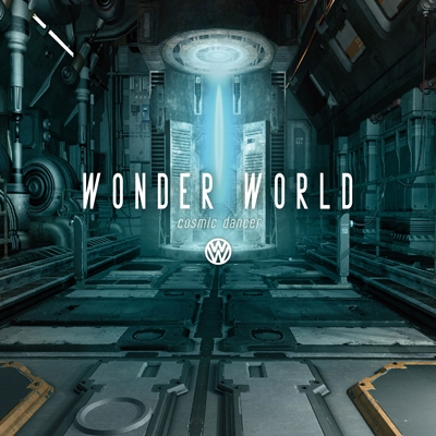 Wonder World/cosmic dancer[CSMC-024]