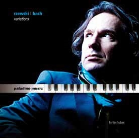 ジェフスキー: 《不屈の民》による36の変奏曲/J.S.バッハ: イタリア風アリアと変奏 BWV.989<期間限定 CD