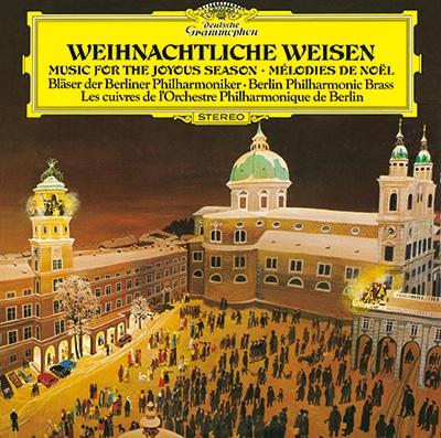 ベルリン・フィルハーモニー金管アンサンブル/ブラスのクリスマス<タワーレコード限定>[PROC-1998]