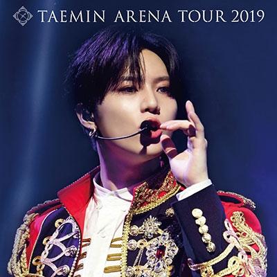 TAEMIN ARENA TOUR 2019 ~XTM~<タワーレコード限定 スペシャル・プライス盤> DVD