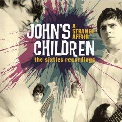 A Strange Affair: The Sixties Recordings