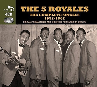 The Five Royales/The Complete Singles 1952-1962 - TOWER RECORDS ONLINE