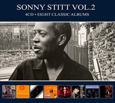 Eight Classic Albums Vol.2 CD