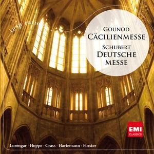ジャン=クロード・アルトマン/Gounod: Cacilienmesse; Schubert: Deutsche Messe[CDZW0946422]