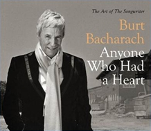 Burt Bacharach: Anyone Who Had A Heart ? The Art Of The Songwriter CD