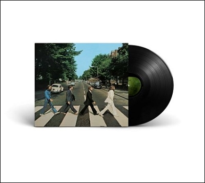 Abbey Road (Anniversary Edition/STANDARD)<Black Vinyl/完全生産限定盤> LP
