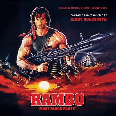 Jerry Goldsmith/Rambo: First Blood Part 2[INT7149]